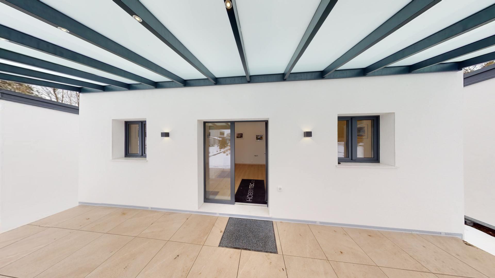 Celoroční mobilní dům ALEX 32m²