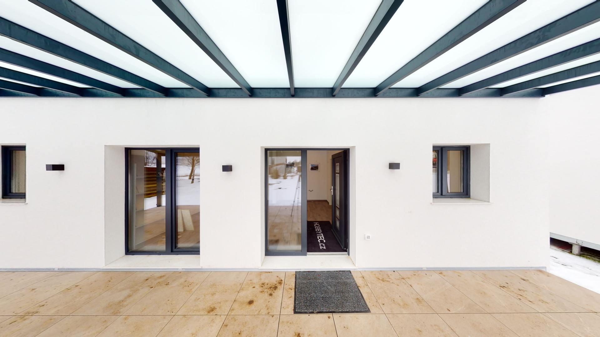 Celoroční mobilní dům ALEX 43m²