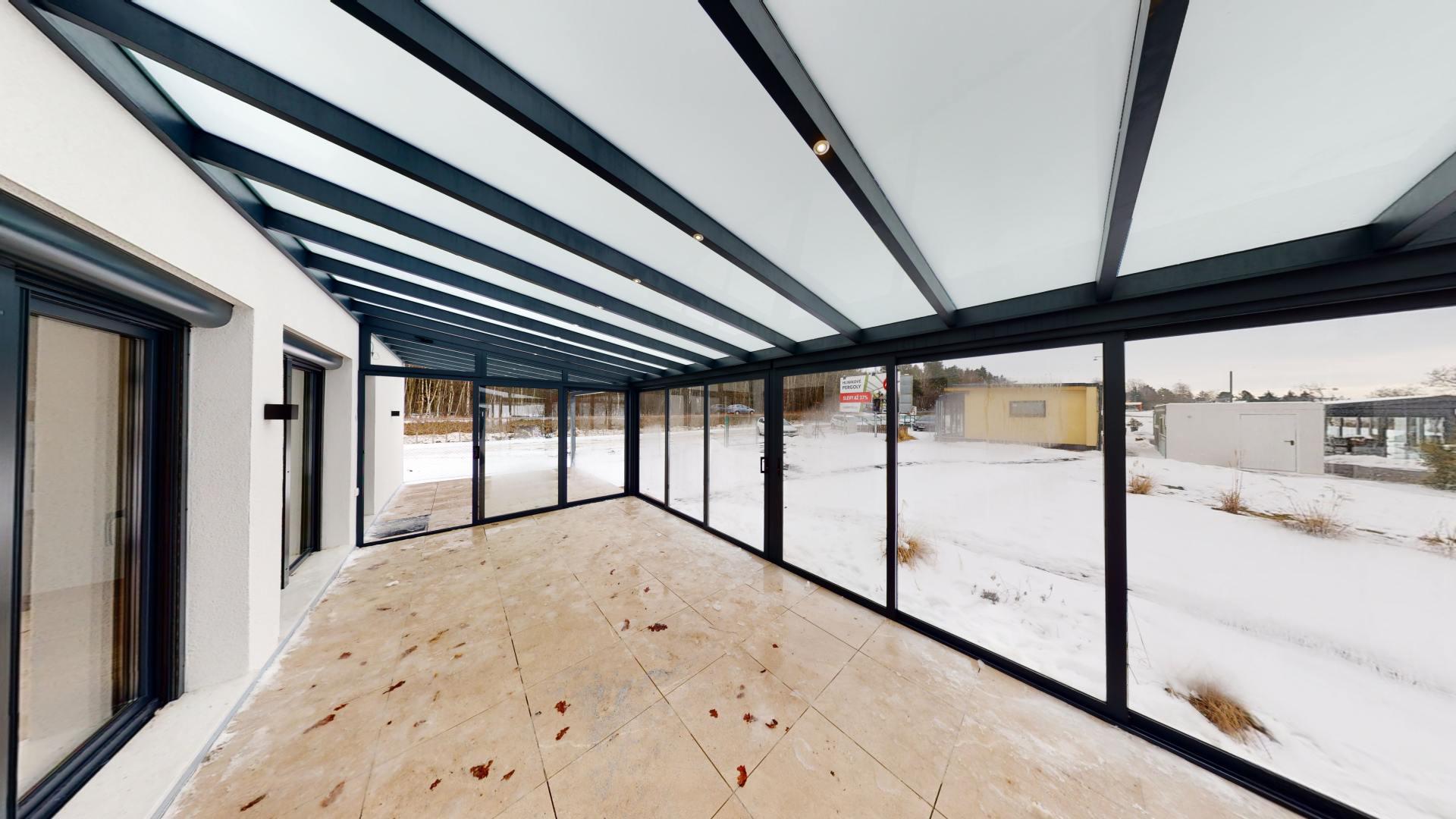 Celoroční mobilní dům ALEX 60m²